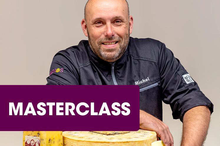 Masterclass Uw kaasplank nooit meer cheesy!
