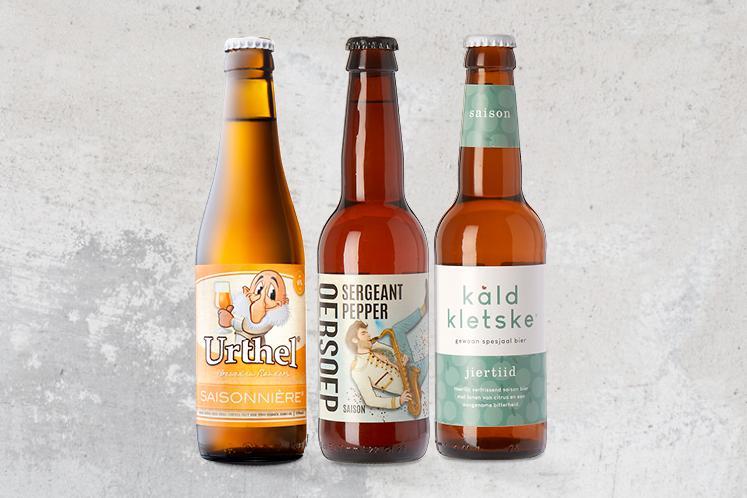 Speciaalbier soorten    Saison bier