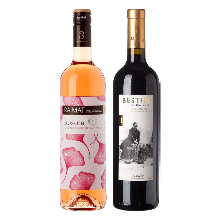 Cabernet Sauvignon wijnen