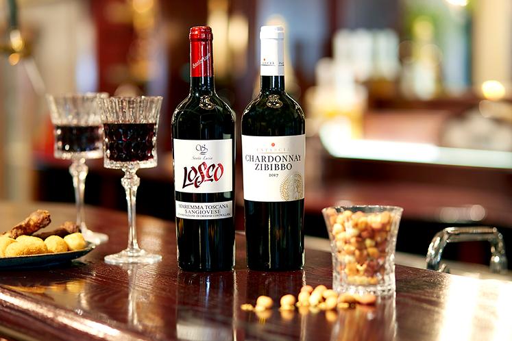 Fijne wijnen