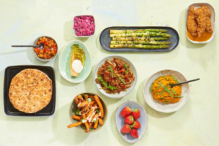 Inspiratie en recepten op het gebied van comfort food