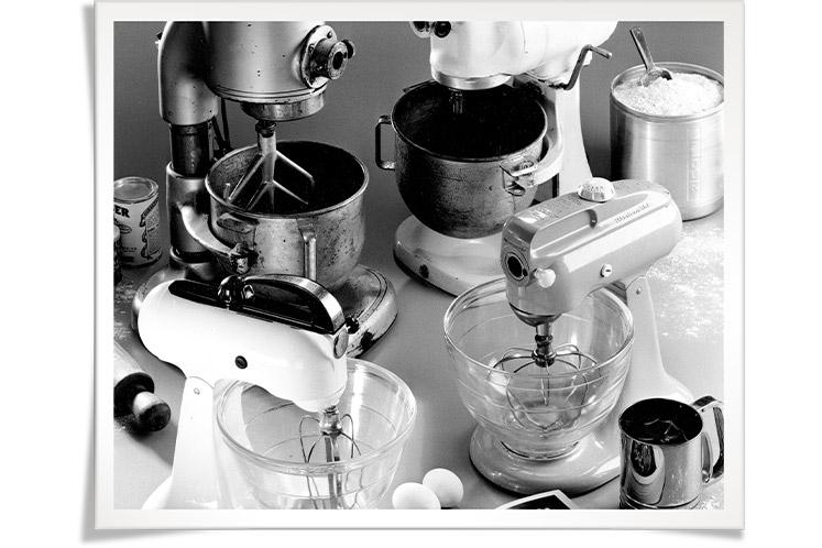 KitchenAid | Samenwerkingen met leveranciers | HANOS 45 Jaar