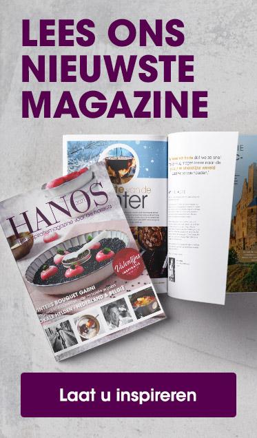 HANOS Inspiratiemagazine