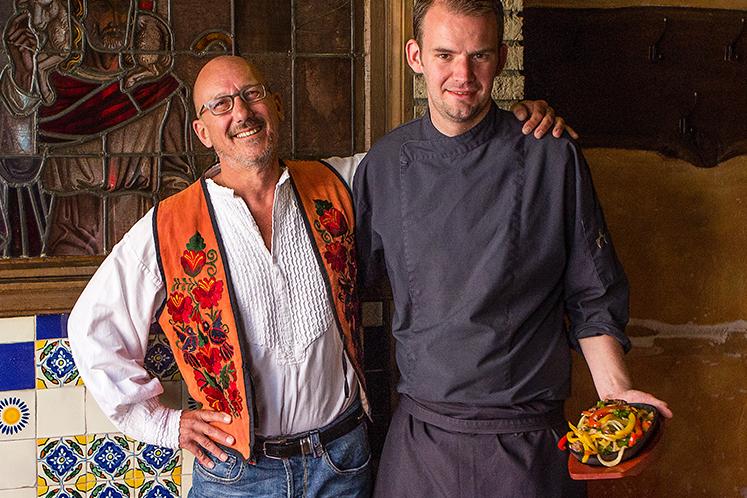Online masterclass 'Mexicaanse keuken'