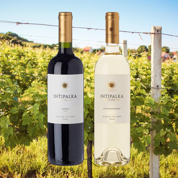 Intipalka wijnen