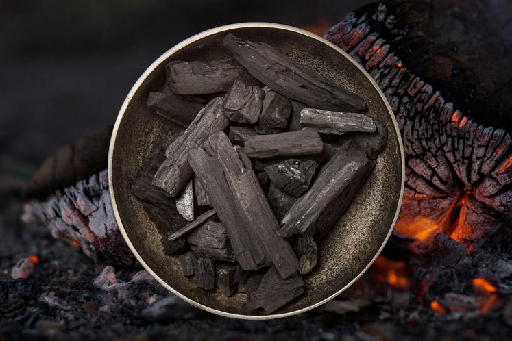 Marabu | Verschillende soorten houtskool