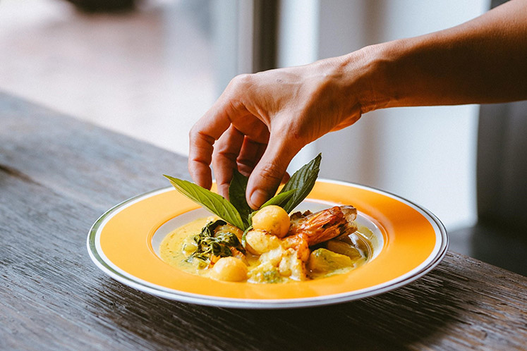 Restauran Reua Thai: kwaliteit kost tijd