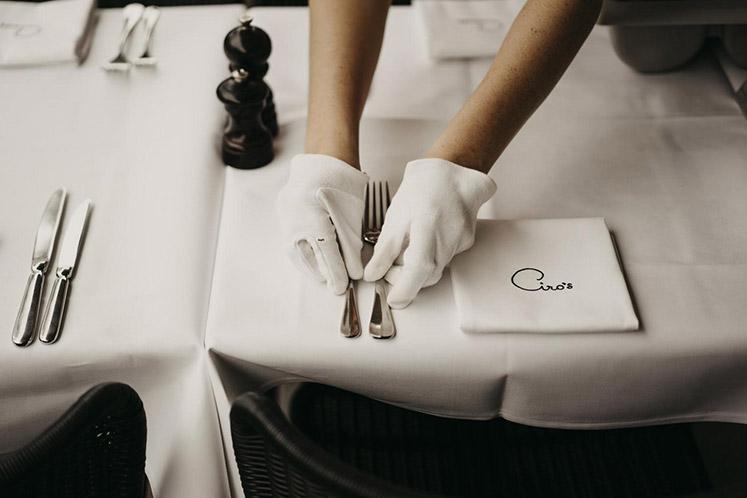 Restaurant Ciro's