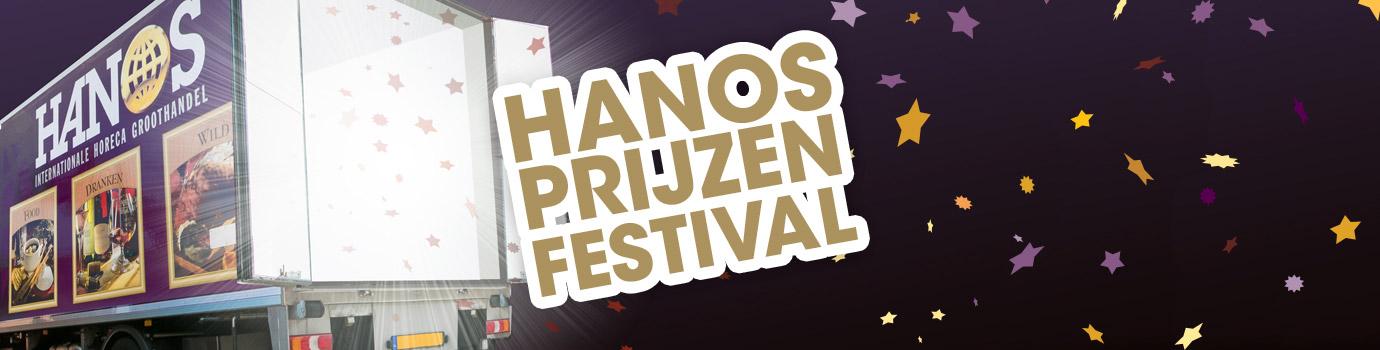 HANOS Prijzenfestival | win prachtige prijzen