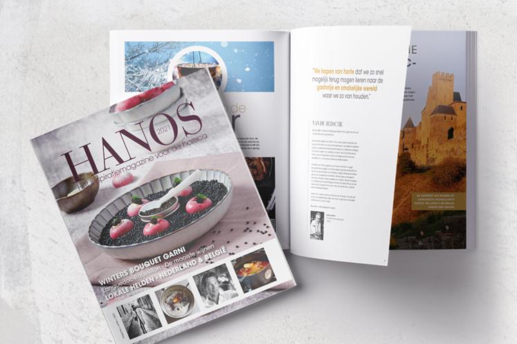 HANOS Inspiratiemagazine Winter 2021
