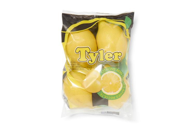 Onbehandelde verpakte citroenen   Verschillende soorten citroenen uitgelegd