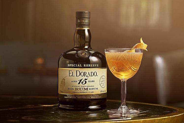 Cocktailrecepten met rum | Rum Old Fashioned