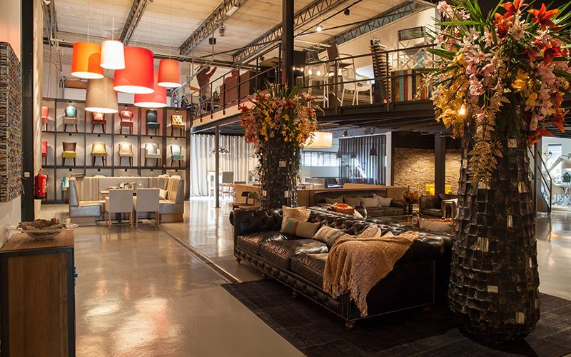 Kaja interieurs hgc hanos horeca groothandel for Groothandel interieur