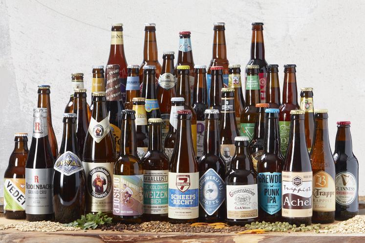 Inspiratie en trends op het gebied van bier