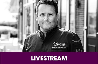 Livestream | Wild van het najaar! | SVH Meesterkok Marcel de Leeuw - powered by Nestlé