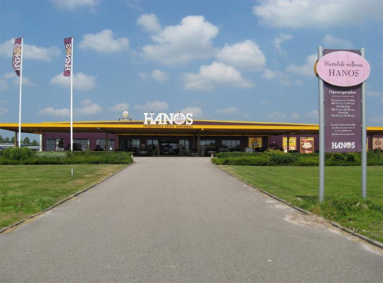 HANOS-Heerenveen
