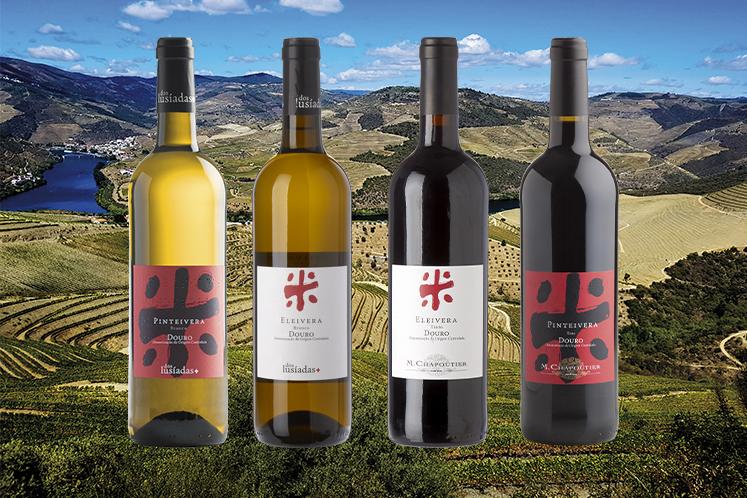 M. Chapoutier   Portugese wijn