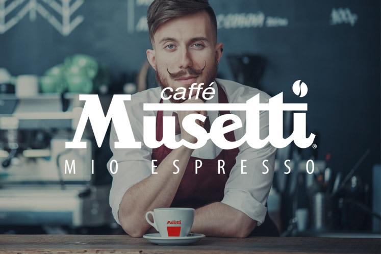 Musetti | Coffee Experience