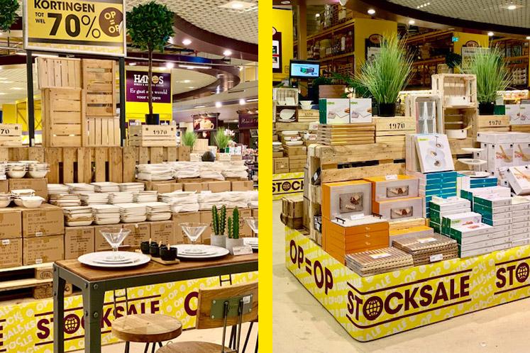 Non-food stocksale | HANOS