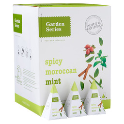THEE SPICY MOROCCON MINT 2GR FAIRTRADE
