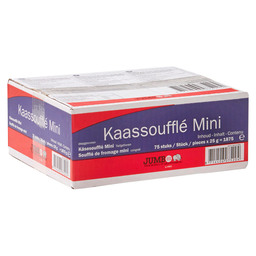 KAASSOUFFLE MINI JUMBO