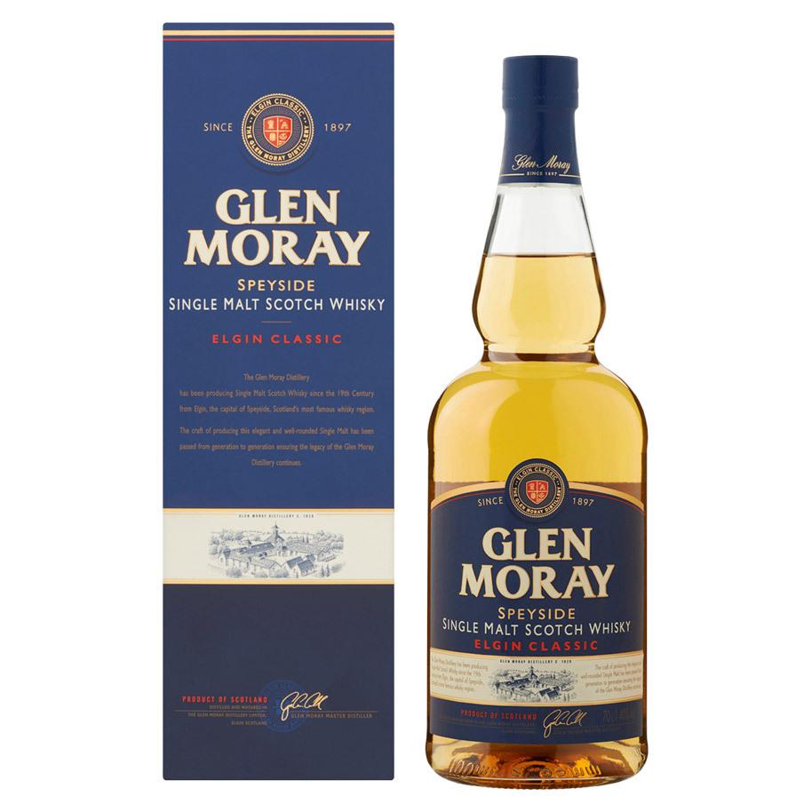 GLEN MORAY ELGIN CLASSIC SPEYSIDE MALT