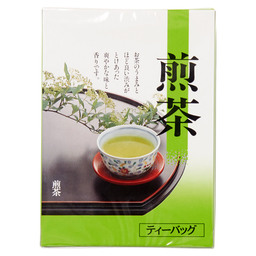 GREEN TEA BAGS TEABAGS SENCHA 36 GR