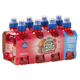 FRUIT SHOOT 0% AARDBEI 200ML