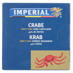 CRABE FANCY KING