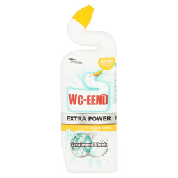 WCEEND FOAMING BLEACH CITRUS FRESH