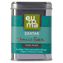 JONNIE BOER  ZA'ATAR ORIGINAL SPICES