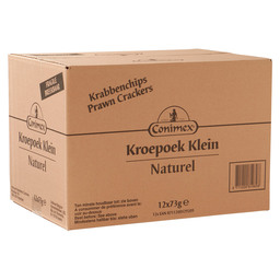 KROEPOEK KLEIN 73GR NATUREL CONIMEX
