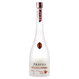 PRAVDA PEACH VODKA