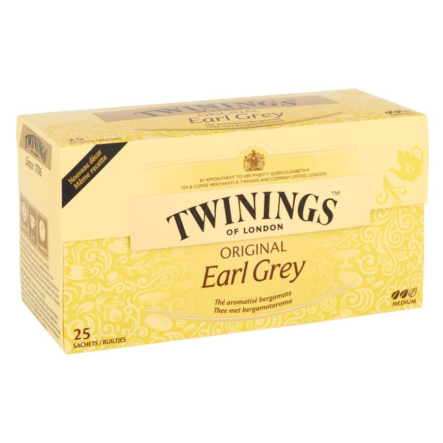 THE EARL GREY 2GR TWININGS