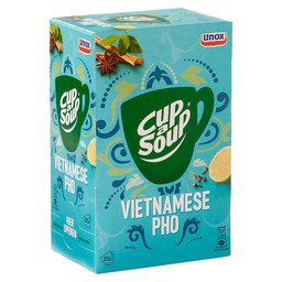 VIETNAMESE PHO SOEP CUP A SOUP CATERING