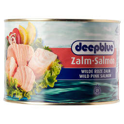 ZALM ROZE FANCY DEEPBLUE