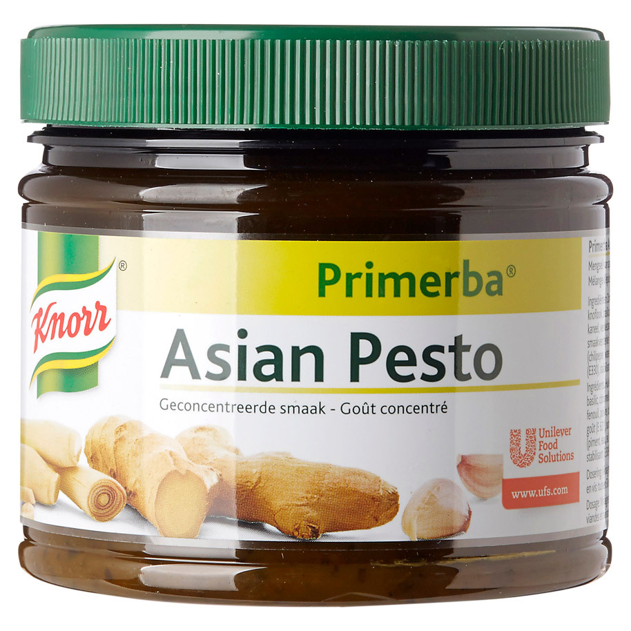 PESTO ASIATIQUE PRIMERBA