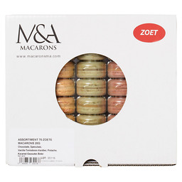 MACARONS SWEET 20 GRAM ASSORTMENT 2