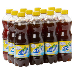 NESTEA LEMON SPARKLING PET 50CL