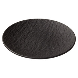 THE ROCK BLACK SHALE COUPE FLAT PLATE 16