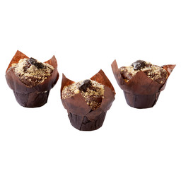MUFFIN CHOCOLATE TRIPLE GEVULD 112GR A