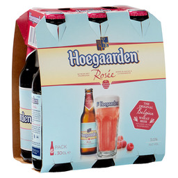 HOEGAARDEN ROSE 30CL
