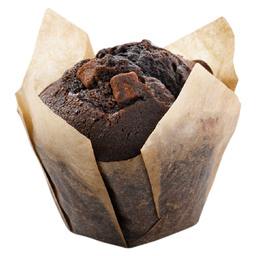 MUFFIN 80GR DUO CHOCOLADE