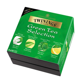 THEEKIST GREEN TEA  TWININGS 4ASS.2GR