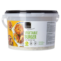 VEGETABLE BURGER MIX