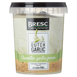 BEEMSTER GARLIC PUREE 450G