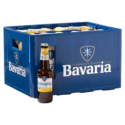 BAVARIA RADLER LEMON 0,0% 30CL 4X6