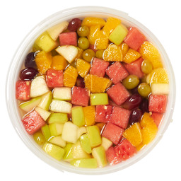 FRUIT SALAD IN LIQUID BREAKFAST