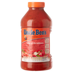 ARRABIATA-SAUCE UNCLE BEN'S