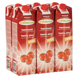 TOMATENSAFT 1L FRUIT ACTION